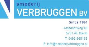Smederij Verbruggen B.V.